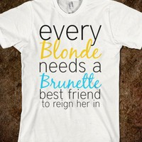 Every blonde - Happy Friday