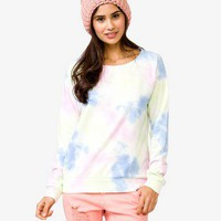 Tie-Dye Pullover