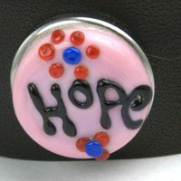 Chunkie HOPE Poppers for Amsterdam Click System ANY Letter Possible by XCognito on Zibbet