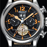 Ingersoll Bison IN4506OR Watch - Cool Watches from Watchismo.com
