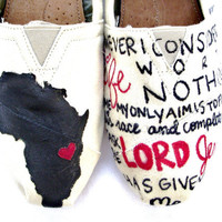 The Erika- Africa Custom TOMS