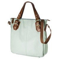 XHILARATION Mint Tote