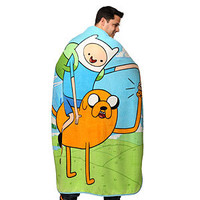 Adventure Time Throw