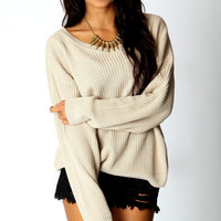 Katherine Oversized Jumper