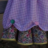 My Twinn Katherine dress and apron by Heavenlyprincess on Zibbet