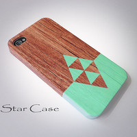 iPhone 4/ 4s and 5 Case  Cell Phone Cover  Geometric by STARCASE