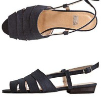 American Apparel - Cut-Out Sling Back Sandal