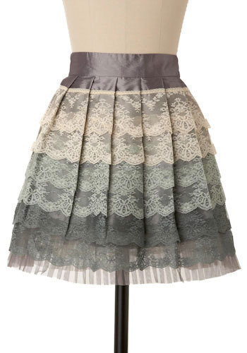 [sold out] The Chantilly Grace Skirt