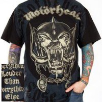 ROCKWORLDEAST - Motorhead, T-Shirt, War Pig, All Over Print
