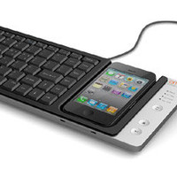 Full-Size Keyboard for iPhone - HackerThings