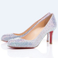 Christian Louboutin Simply Mary 70mm Outlet - $156