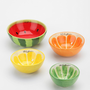 Fruit Measuring Cups - Set of Four