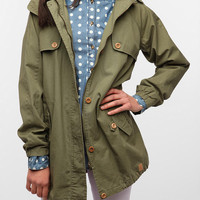 Numph Surplus Trench Coat
