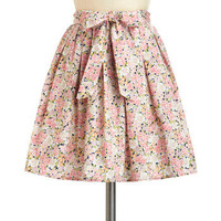 Bloom to Grow Skirt | Mod Retro Vintage Skirts | ModCloth.com