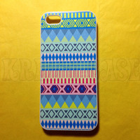 Iphone 5 Case, New iPhone 5 case Aztec Tribal Pattern iPhone 5 Cover, iPhone 5 Cases, Case for iPhone 5