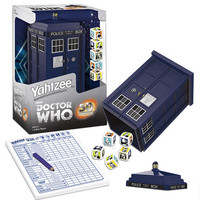 BBC America Shop - Doctor Who Yahtzee