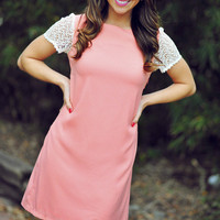 My Fair Lady Dress: Light Coral | Hope's