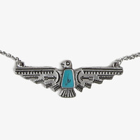 Eagle Charm Necklace | FOREVER 21 - 1041966219