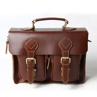 Customized Handmade Postman Bag B1301-02