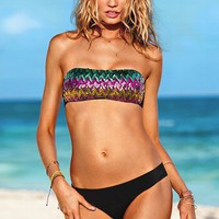 Sequin Bandeau Top - Beach Sexy? - Victoria's Secret