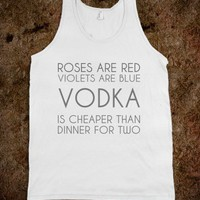 Vodka is Cheaper
