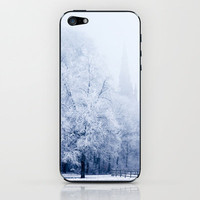 Inspired Trees iPhone & iPod Skin by John Dunbar | Society6