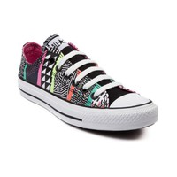 Converse All Star Lo Athletic Shoe, WhiteMulti  Journeys Shoes