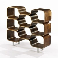 HIVE Modular Shelving Unit by Chris Ferebee Limited by CathodeBlue