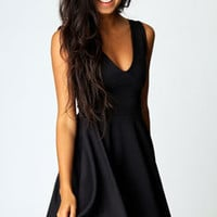 Blake Sleeveless Skater Dress