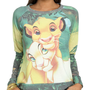 Lion King Sublimation Sweatshirt | Shop Tops at Wet Seal
