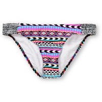 Empyre Girls Tribal Lines Tab Side Bikini Bottom
