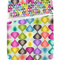 DENY Designs Home Accessories | Sharon Turner Candy Gouttelette Sheet Set