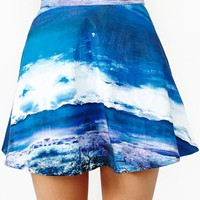 Blue Crush Skirt