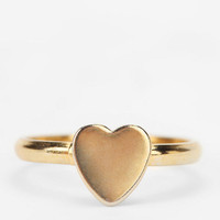 Diament Jewelry for Urban Renewal Heart Ring