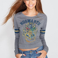 Harry Potter Hogwarts Long-Sleeve Tee