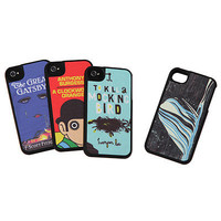 LITERARY ART IPHONE4 CASES | Great Gatsby, Cather In The Rye, To Kill A Mockingbird, A Clockwork Orange, Moby Dick | UncommonGoods