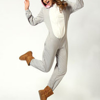 Sheila Koala Bear Hooded Onesuit