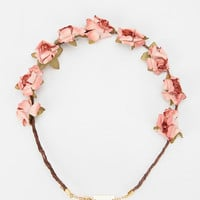 Cult Gaia Jasmin Flower Crown Headwrap