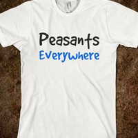 Peasants Everywhere - Young and Free