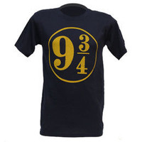 Harry Potter 9 3/4 Adult T-Shirt: WBshop.com