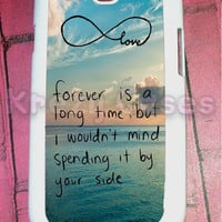 Samsung Galaxy S3 Case, Cute Forever love - infinity   Samsung Galaxy S3 Cover, Samsung Galaxy S3 Cases, Galaxy s3 case