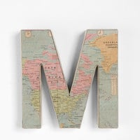 Urban Outfitters - Around the World Letter