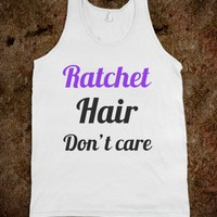 Ratchet Hair - Art design