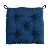 RITVA Chair cushion - dark blue - IKEA