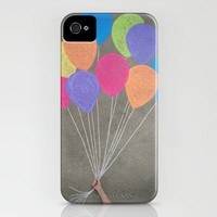 Up up and away iPhone Case by Skye Zambrana | Society6