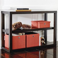 Parsons Low Bookshelf