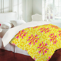 DENY Designs Home Accessories | Lisa Argyropoulos Bloom 3 Duvet Cover