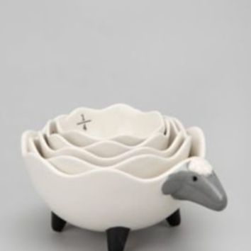 Sheep Measuring Cup Set