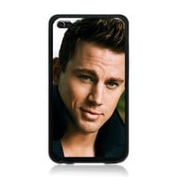 Amazon.com: Channing Tatum TPU Rubber Plus Hard Case Cover Skin for Ipod Touch 4 4th Generation - Free Plastic Retail Packaging Box: Everything Else
