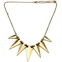 Vintage Spike Necklace